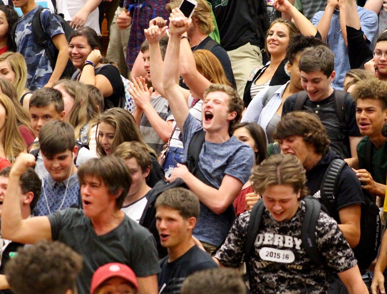 Pep assembly photo gallery