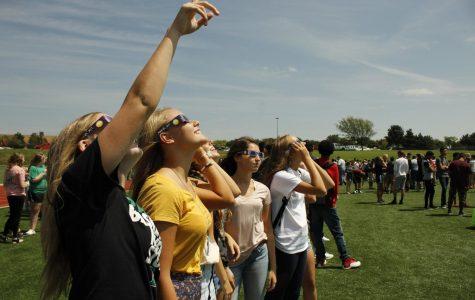 Solar eclipse photo gallery