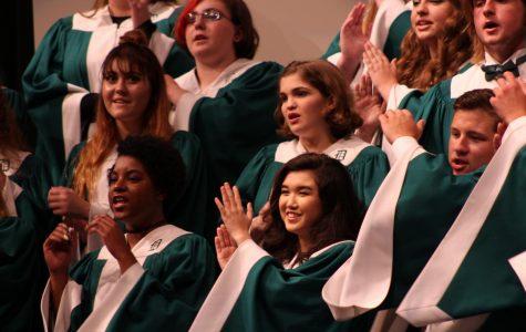 Fall Choir Concert (photos by Abby Glanville)