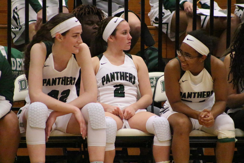 Girls basketball photo gallery vs. Salina Central (Photos by Reagan Cowden)