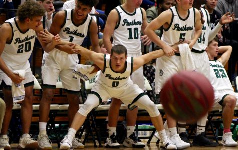 12/12 Boys Varsity basketball vs. Salina Central Photo Gallery