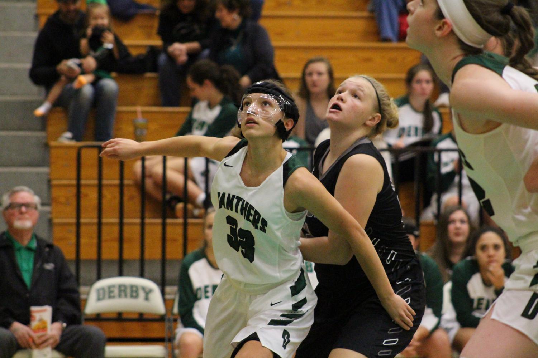 Girls basketball photo gallery vs. Campus (Photos by Reagan Cowden)