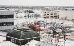 Late snow hits the 316 photo gallery (Photos by Tanner Hopkins)