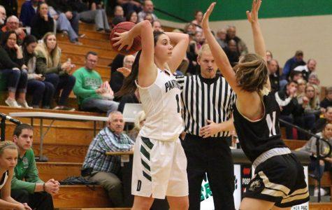 Girls basketball photo gallery vs. Newton (Photos by Reagan Cowden)