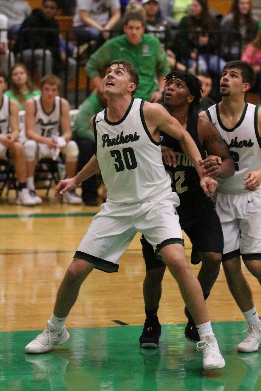 Boys basketball photo gallery vs. Newton (Photos by Reagan Cowden)