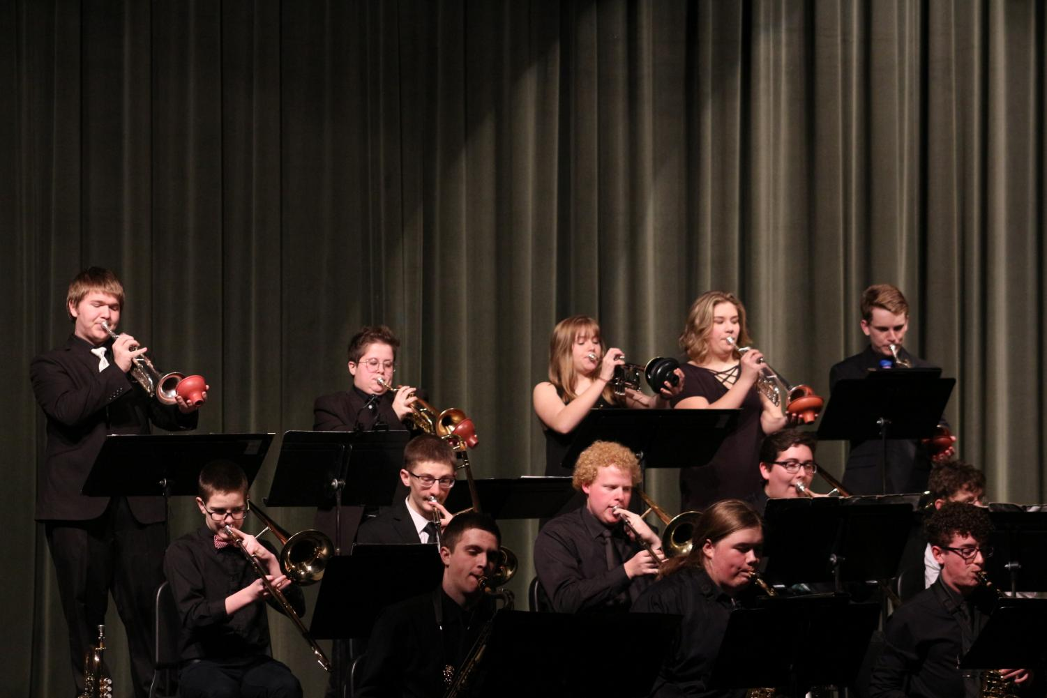 Band Concert Photo Gallery (Photos by Abby Glanville)