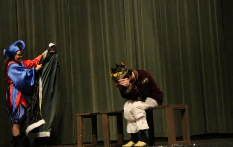 """""""Emperor's New Clothes"""" (Photo gallery by Maddie Sanders)"""