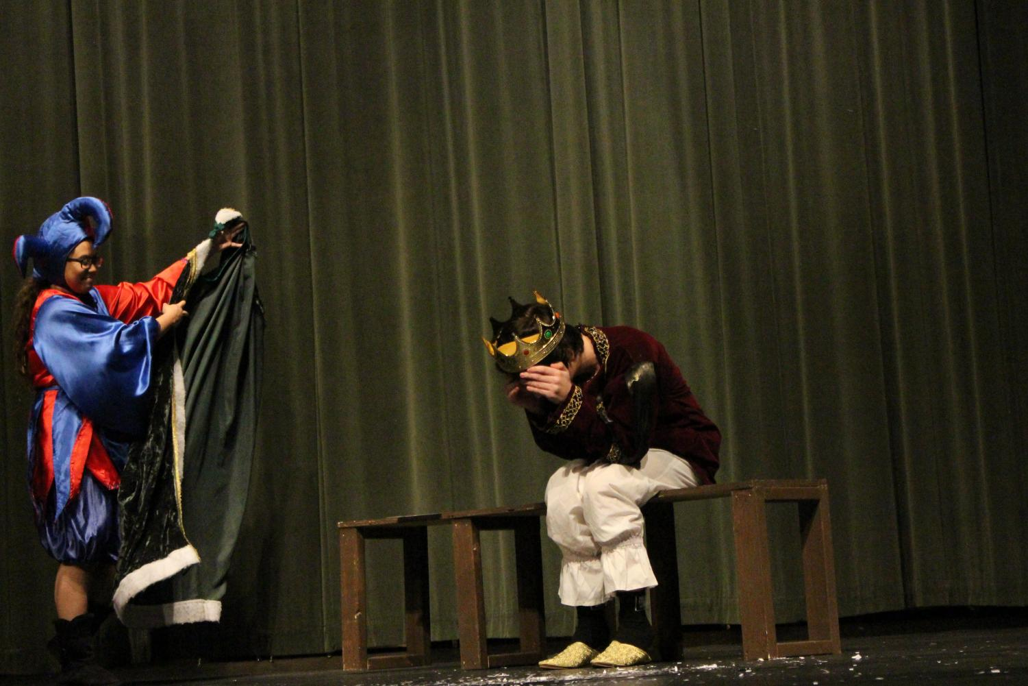 """Emperor's New Clothes"" (Photo gallery by Maddie Sanders)"