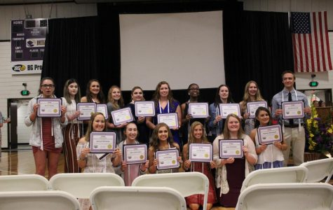Butler graduation — Derby students 4/28 (Photos by Reagan Cowden)
