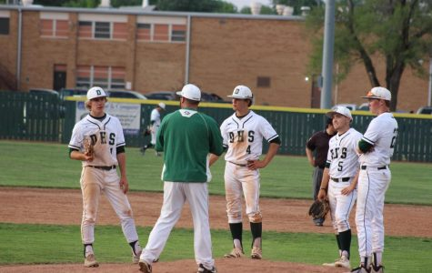 Derby Baseball vs Salina Central photo gallery (photos by Kaitlyn Strobel)