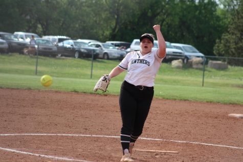 Derby Softball 1st round of regionals photo gallery (photos by Kaitlyn Strobel)