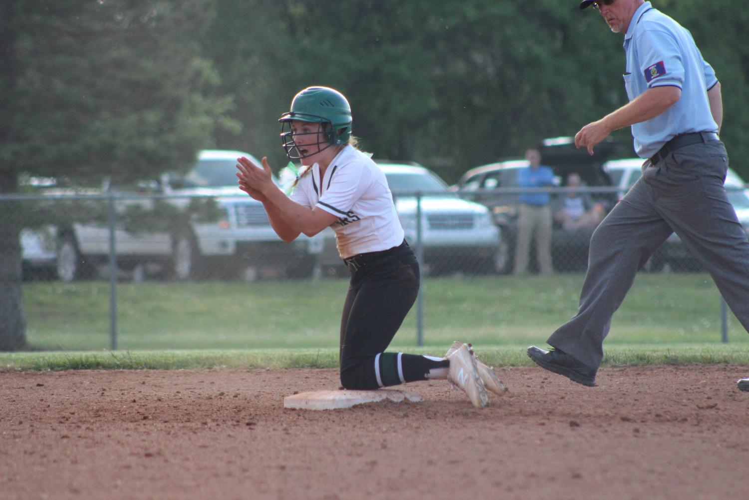 Derby Softball 2nd round of regionals (photos by Kaitlyn Strobel)