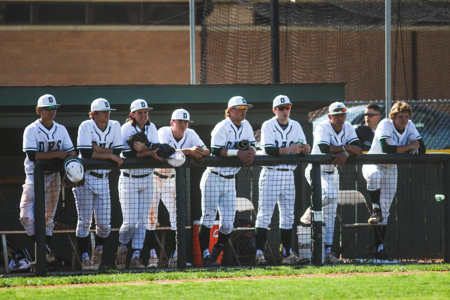 Derby baseball Senior Night Photo Gallery (Photos by Tanner Hopkins)