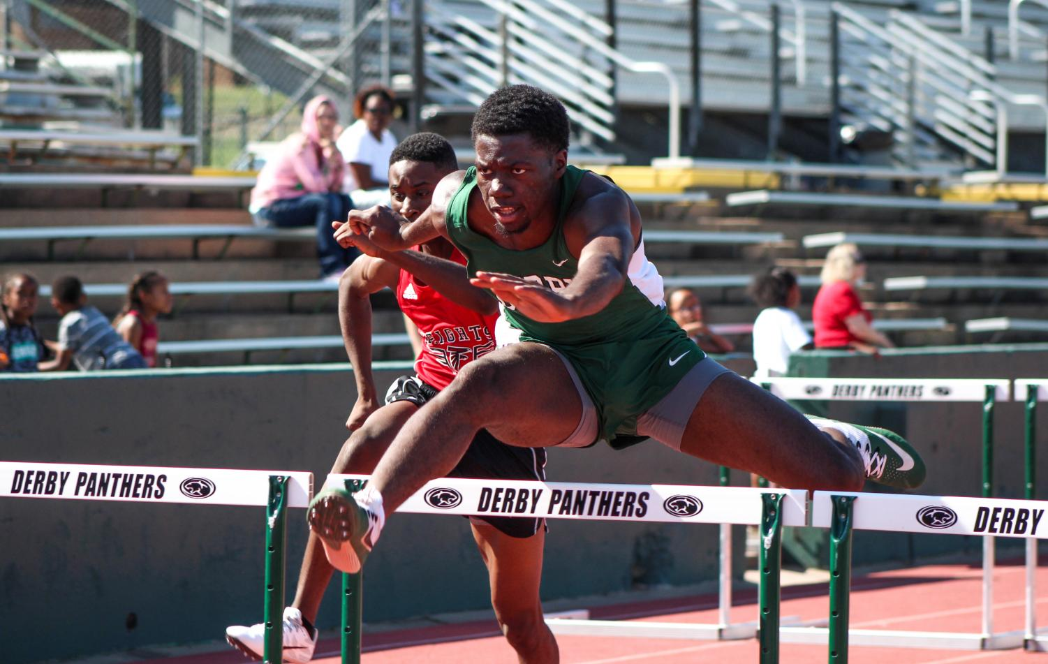 Derby home track meet photo gallery (Photos by Regina Waugh)