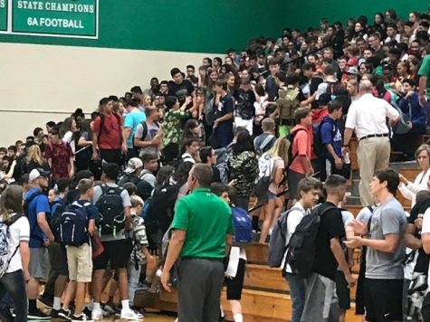 First day of 2018-19 school year full of excitement, traditions
