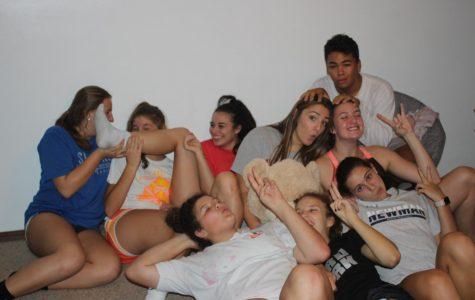 Varsity Volleyball Team Bonding 9/13/18 (by Morgan Humphrey)