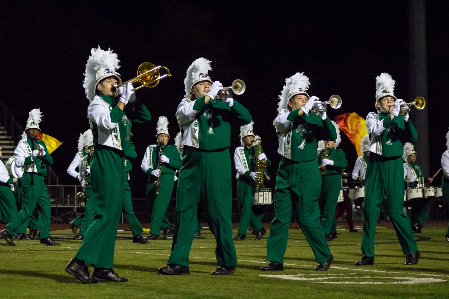 Rebel+by+Derby+Marching+Band+photo+gallery+by+Regina+Waugh