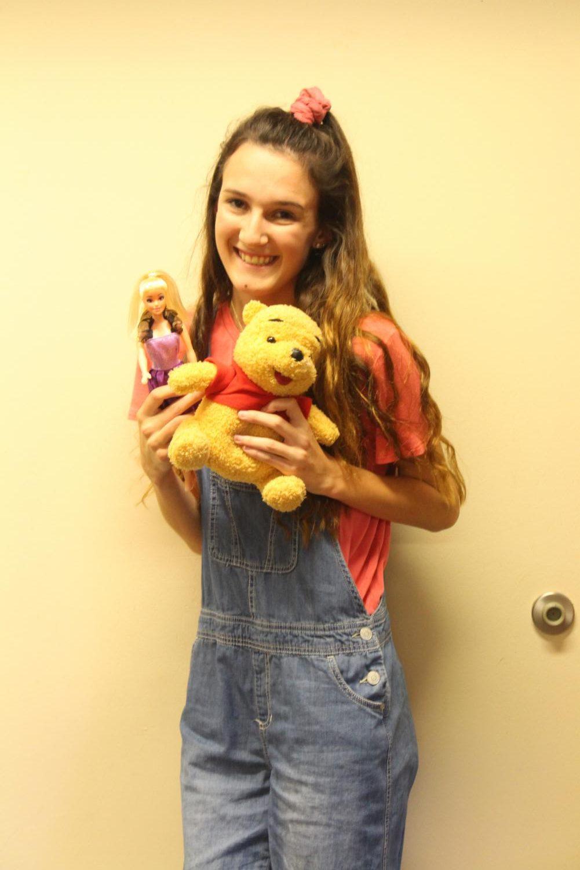 senior Emily Miller