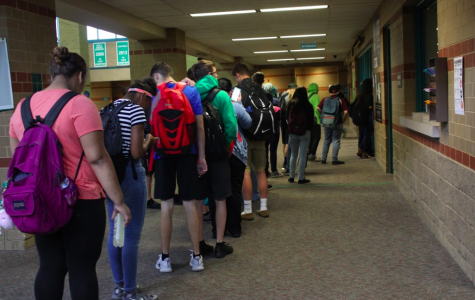 Tardy policy cleans up halls, frustrates students