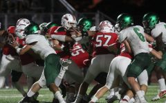 Derby vs. Maize Football photo gallery (Photos by Grace Reich)