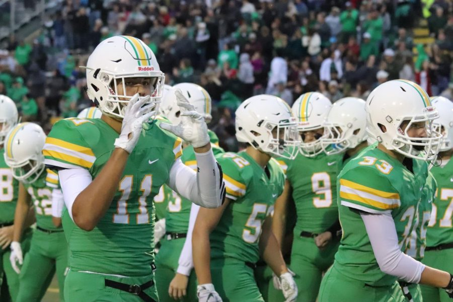 DHS Uniform Review: Football (Week 5)