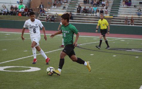 Boys soccer vs. East 10/01/18 (Photos by Reagan Cowden