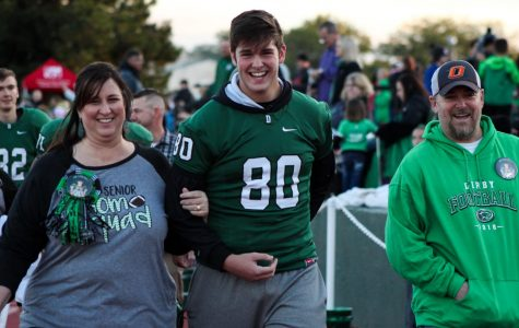 Derby fall sports senior night photo gallery by Regina Waugh