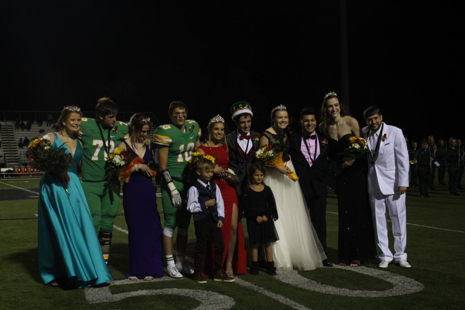 Homecoming Game Photos By: Emma Baxter