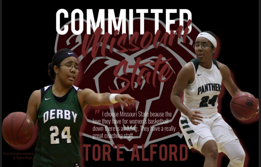 Alford commits to Missouri State