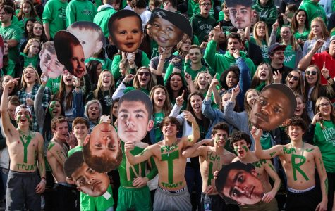 State student section photo gallery by Regina Waugh