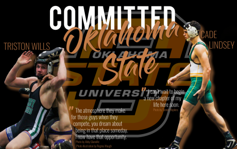 Wills, Lindsey commit to Oklahoma State for wrestling