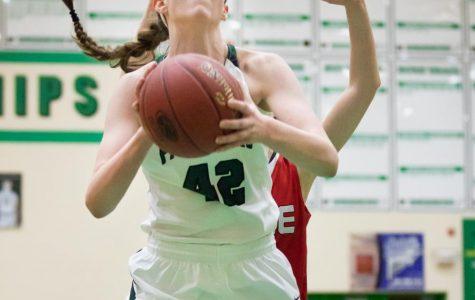 Girls basketball vs. Maize 12/11/18 (Photos by Reagan Cowden