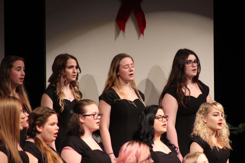 Winter+Choir+Concert+%28Photos+by+Kiley+Hale%29
