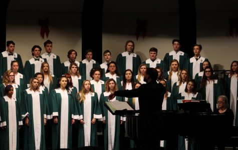 Winter Choir Concert (Photos by Kiley Hale)