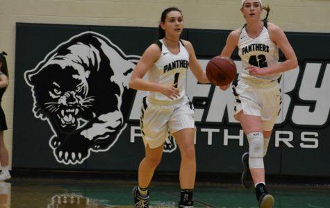 1/29 Girls basketball vs. Hutch photo gallery by Damien Matmanivong