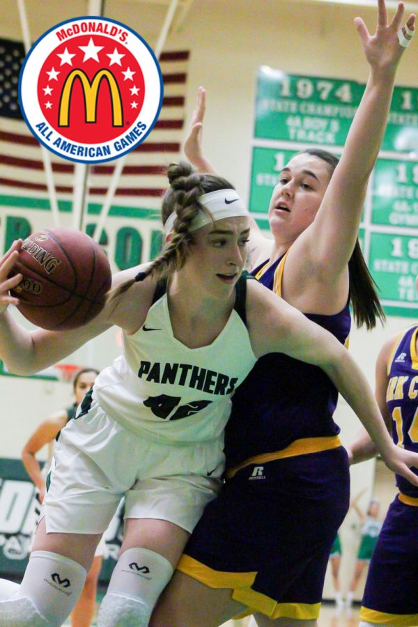 eef222377194 Brown selected to play in McDonald s All-American Game – Panther s Tale