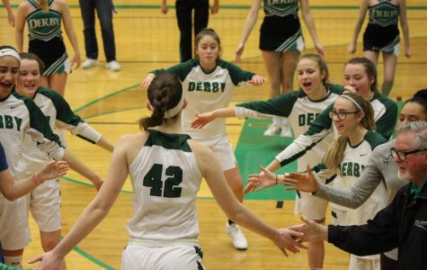 1/10 girls basketball v Heights photo gallery by Regina Waugh