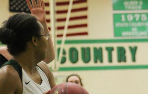 1/29 girls basketball vs. Hutch photo gallery by Grace Reich