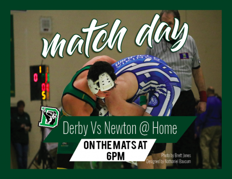 Wrestling Match day Thursday January  2019