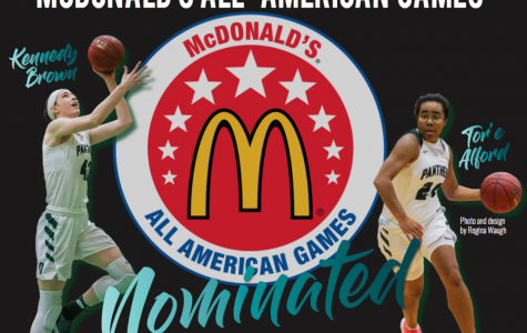 Brown, Alford nominated to McDonald's All-American Games