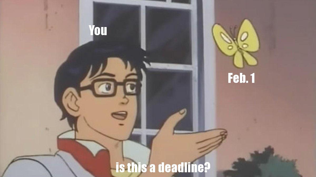 Buy+a+yearbook+by+Feb+1.+Meme+by+Leah+Khanu