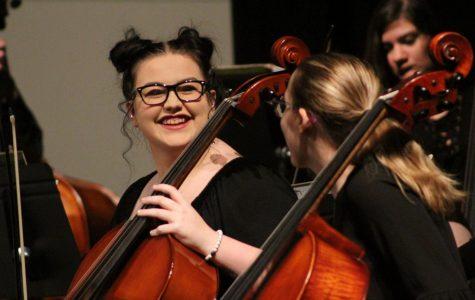 2/28 Orchestra Concert (Photos by Sara Brown)