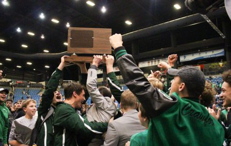 2/23 State Wrestling Celebration photo gallery