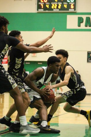 2/12 boys basketball v Salina Central photo gallery