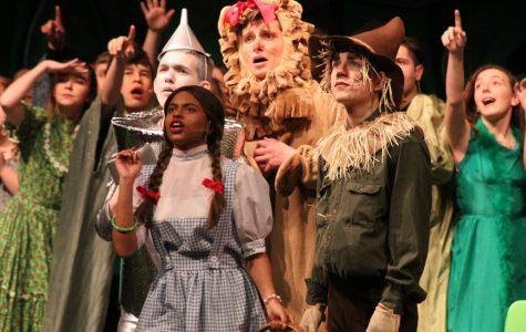 Wizard of Oz – Opening Night