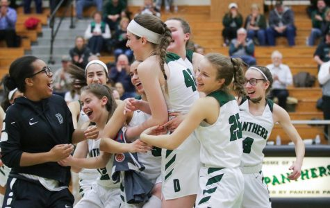 Girls Basketball vs. Campus 02/28/19 (Photos by Reagan Cowden)