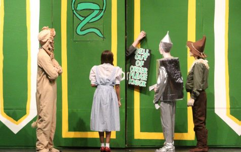 Drama Production: Wizard of Oz  – Opening Night 3/7