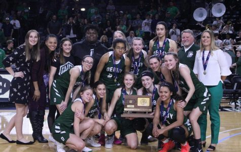 3/9 Girls' Derby vs. Olathe NW 6A State 3rd Place Game