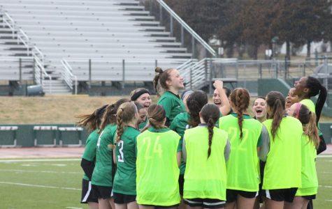 3/19 Derby vs. Valley Center Girls' Soccer (by Callie Knudson)