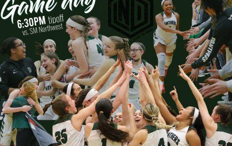 Girls Basketball State Championship Game Day!